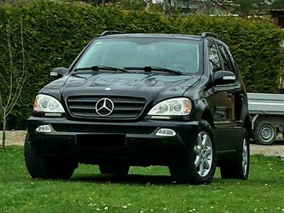 gebraucht Mercedes ML270 CDI Final Edition