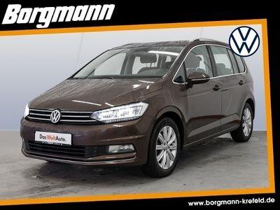 "gebraucht VW Touran 2.0TDI ""Highline"" LED,Navi,ACC KLIMA ALU"