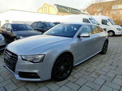 gebraucht Audi A5 Sportback 2.0 TDI DPF S line Automatik AHK als Sportwagen/Coupé in Bochum