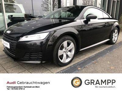 gebraucht Audi TT Coupé +S-tronic+Navi+Perlnappa