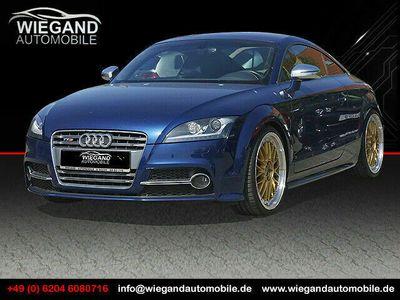 gebraucht Audi TTS Coupe S tronic+18-ZOLL+KLIMA+NEBELSCHEINWERF
