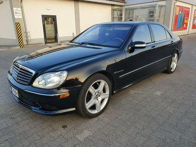 gebraucht Mercedes S55 AMG AMG L 500 PS bj 2003 W220