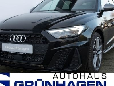 gebraucht Audi A1 Sportback 40 2.0 TFSI S-Line S-Tronic LED MM