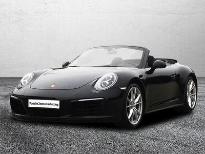 gebraucht Porsche 911 Carrera 4 Cabriolet 991 (911) | Liftsystem |