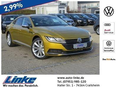 gebraucht VW Arteon Elegance TDI DSG LED/Navi/ACC/Climatronic/Garanti