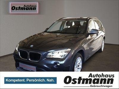 gebraucht BMW X1 BaureihesDrive 18d Xenon*Navi*Klima