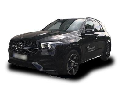 gebraucht Mercedes GLE400 d 4M AMG,Nightp.,PDC,LED,Distronic