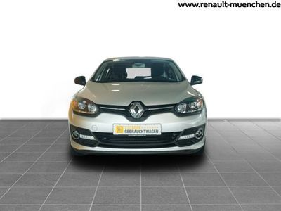 gebraucht Renault Mégane 1.5 dCi 110 FAP LIMITED Klimaautomatik, Navi, Sit