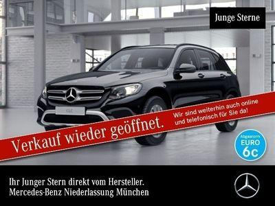 gebraucht Mercedes GLC250 d 4M Stdhzg COMAND 9G Sitzh Sitzkomfort