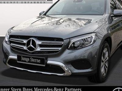 gebraucht Mercedes GLC250 d 4MATIC 360°+SPURHALTE+AHK+LED+PARKPAK