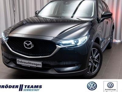 gebraucht Mazda CX-5 2.5 SkyActiv-G 194 Sports-Line AWD