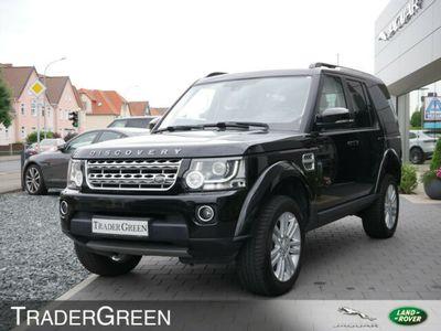 gebraucht Land Rover Discovery 4 3.0 TDV6 FSE KLIMA PDC LEDER