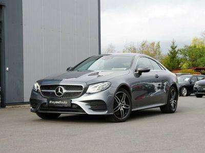 gebraucht Mercedes E400 Coupe 4M AMG *LED*Widescreen*ACC*Navi*360