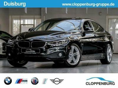"käytetty BMW 420 Gran Coupé d 18"" LED Navi Bus. Tempomat USB S"