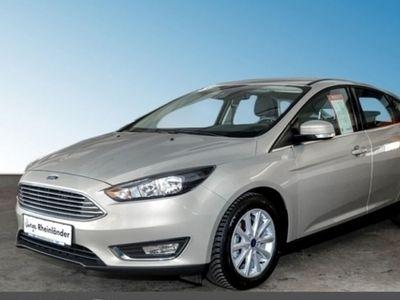 käytetty Ford Focus 1.0 EcoBoost Start-Stopp-System Titanium