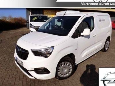 gebraucht Opel Combo Cargo Edition erhöhte Nutzlast 1.5 D EU6d-T HUD Rü