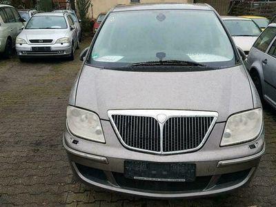 gebraucht Lancia Phedra 2.0 Diesel 16V 7-Sitze/Xenon