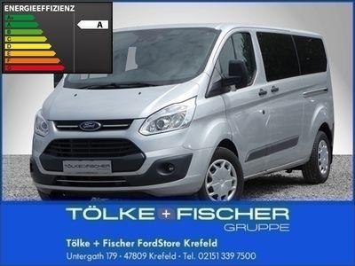 gebraucht Ford Custom TransitKombi Trend 340 L2 2.0l TDCi,Navi,Klima,GJR,Tempom