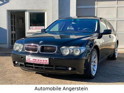 gebraucht BMW 745 i