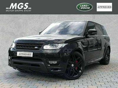 gebraucht Land Rover Range Rover Sport SDV8 #STEALTH PACK, Gebrauchtwagen, bei MGS Motor Gruppe Sticht GmbH & Co. KG