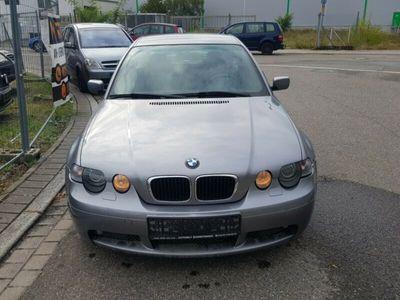 gebraucht BMW 320 Baureihe 3 Compact td ° M-Paket °