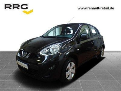 used Nissan Micra 1.2 Visia First