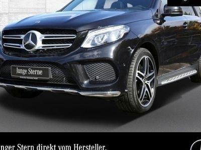 gebraucht Mercedes GLE350 d 4M AMG Fahras+ Airmat Pano Harman COM