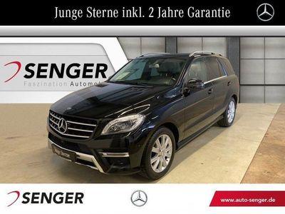 gebraucht Mercedes ML350 BT AMG-Styling+Airmatic+360°+SD+AHK+Park+ Fahrzeuge kaufen und verkaufen