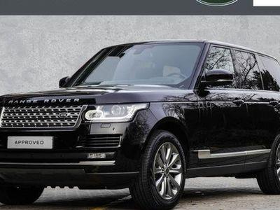 gebraucht Land Rover Range Rover Vogue 3.0 TDV6 - EUR6