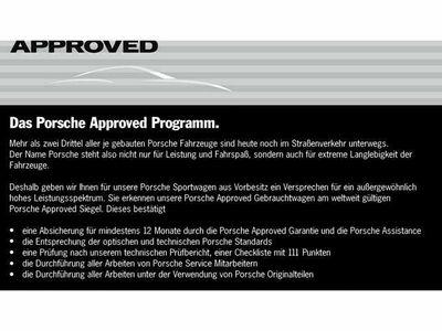 gebraucht Porsche 718 Boxster Rückfahrkamera Sitzheizung 20-Zoll