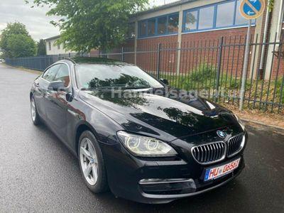 gebraucht BMW 640 dA Gran Coupe+Pano+Leder+HUB+Xenon+Navi