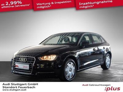gebraucht Audi A3 Sportback 2.0 TDI Einparkhilfe Klima