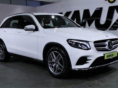 gebraucht Mercedes GLC350 d 4Matic AMG +Distronic +LED +Leder/Alcantara
