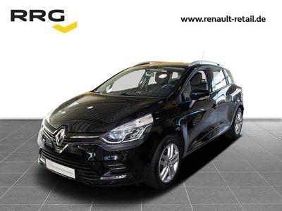 gebraucht Renault Clio IV GRANDTOUR 1.5 dCi 90 LIMITED Radio, Klim