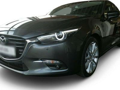 gebraucht Mazda 3 3 2.0 SKYACTIV-G 165 Sports-Line LED.NAVI.BOSE.1