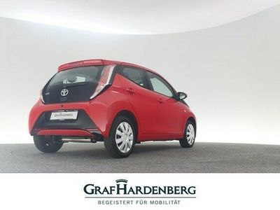 gebraucht Toyota Aygo 1.0 x-play touch LED