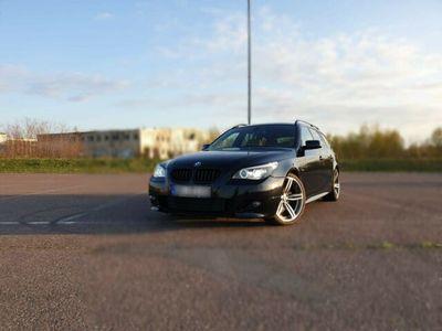 gebraucht BMW 550 i Touring Sport-Aut.