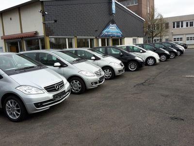 gebraucht Mercedes A180 CDI Autotronic Xenon Parkassistent 55tkm