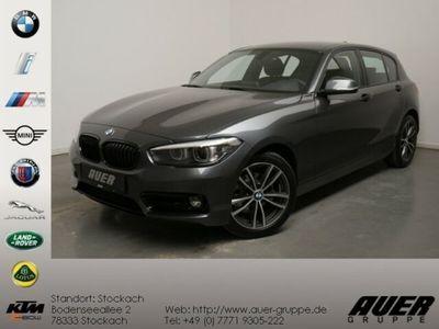 gebraucht BMW 118 i 5-Türer Limousine (Navi Sportp. LED Shz)