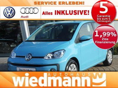 gebraucht VW up! Up move1.0l, Climatronic+GRA+SHZ+PDC+NSW