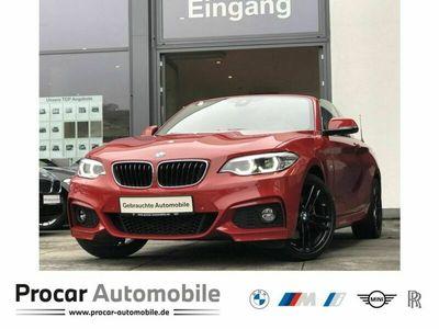 gebraucht BMW 220 2er i Steptronic Cabrio M Sport