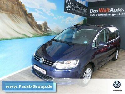 gebraucht VW Sharan Comfortline UPE 50000 EUR Gar-06/24 Navi