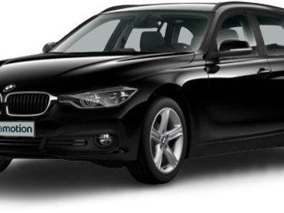 gebraucht BMW 320 320 d Advantage Touring Navi LED Tempo