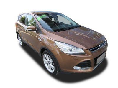 käytetty Ford Kuga 2.0 TDCi 4x4 Titanium Xenon, Navi, AHK