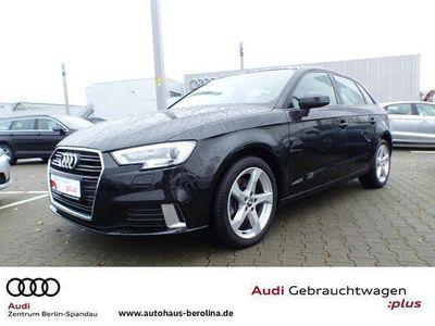 gebraucht Audi A3 Sportback 2.0TFSI qu. Sport S tro. *STANDH*NAV*