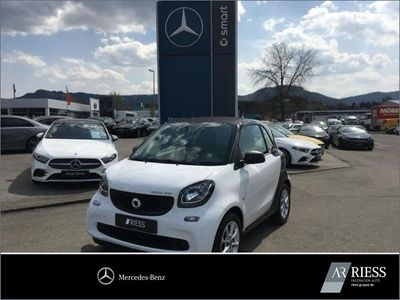 gebraucht Smart ForTwo Electric Drive Cool u Audio