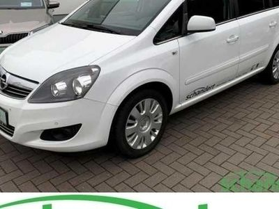 käytetty Opel Zafira Design Edition