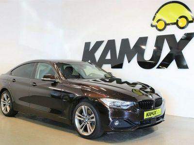 gebraucht BMW 435 d Steptronic xDrive Sport Line +Navi Prof. +LED +Harman-Kardon +Kamera +PDC +Sport-Fahrwerk