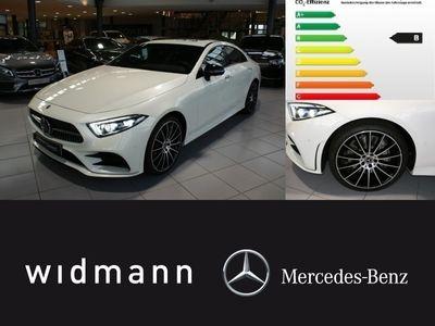 gebraucht Mercedes CLS400 d 4MATIC Coupé AMG-Line*Multibeam*Night*