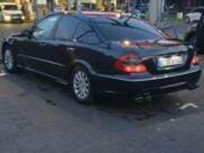 gebraucht Mercedes 320 Mercedes Benz w211Gasanlage TOP